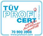 TÜV PROFI CERT - Ausbildung bei Sutter LOCAL MEDIA