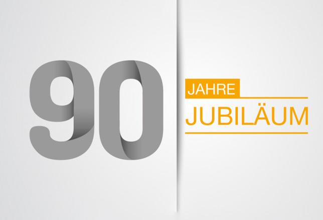 Sutter Media 90 Jahre Jubiläum