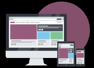 Website Erstellung – Responsive Webdesign - Ihre Webseite einfach vom Profi erstellen lassen und gefunden werden - Sutter LOCAL MEDIA