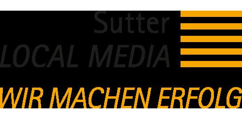 Logo - Sutter LOCAL MEDIA - Wir machen Erfolg